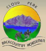 Cloud Peak Backcountry Horsemen